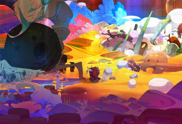 Pyre Game Play