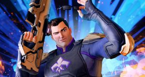 Agents of Mayhem main guy