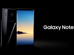 Galaxy Note 8 phone