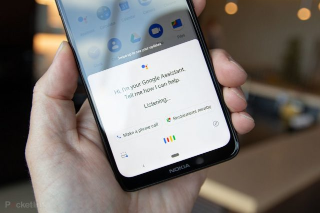Google Assistant is getting an Ambient Mode