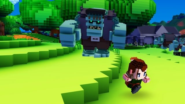 Six years after its controversial alpha, voxel action-RPG Cube World is heading to Steam • Eurogamer.net