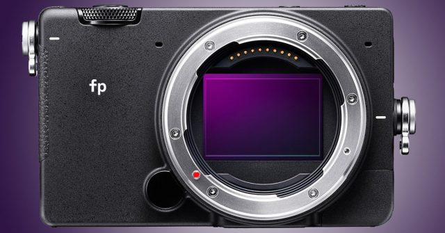 Sigma Fp Finally Gets Price and Release Date as New Details Emerge