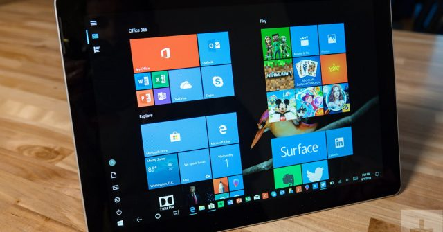 The Microsoft Surface Go Is at Its Best Price on Walmart After a $60 Cut