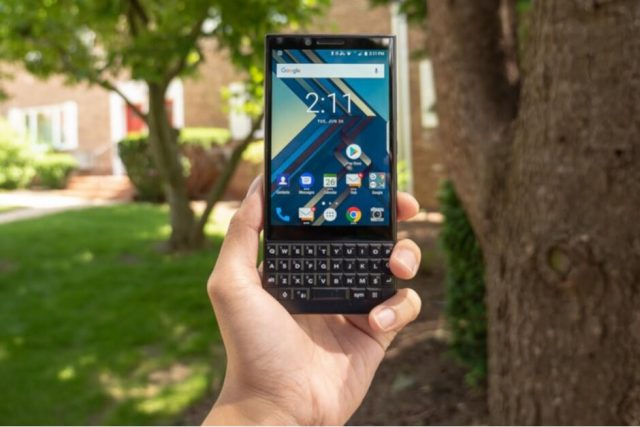 BlackBerry Hub+ apps get feature that BlackBerry phones can