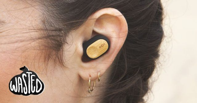 House of Marley's attempt at sustainable earbuds has one big flaw