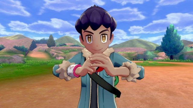 Playing Through The Beginning Of Pokémon Sword And Shield