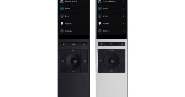 The $600 Neeo Is A Slick Touch-Screen Remote For Control4 Systems
