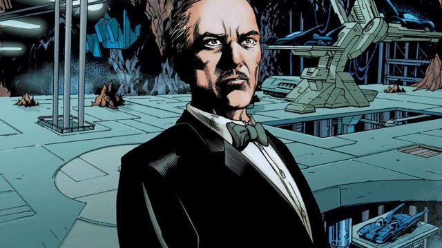The Batman Has Found Its Alfred - Report