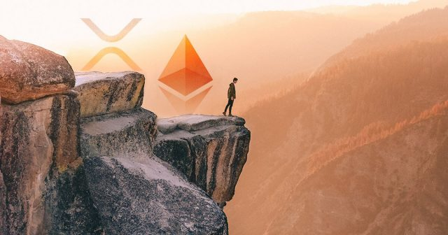 As Bitcoin traders bet on a big rebound, did Ethereum and XRP avoid a big drop?