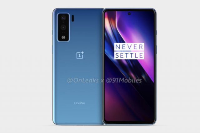Fresh renders reveal a return to the mid-range sector for OnePlus