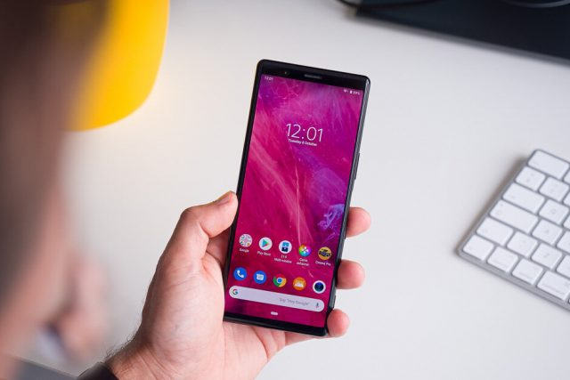 Next Sony flagship phone might feature 12GB of memory and the Snapdragon 865 SoC