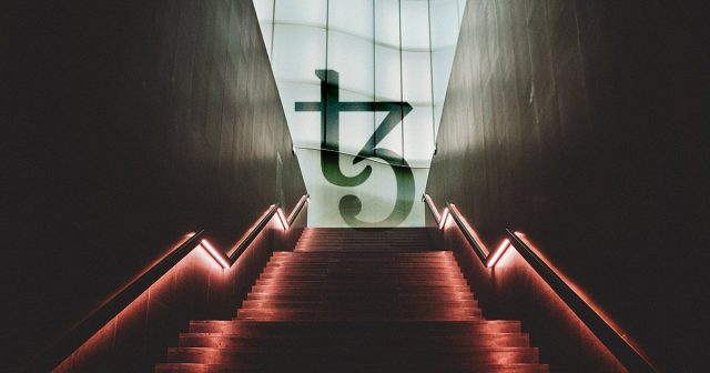 Tezos (XTZ) made it back into the top 10 cryptos by market cap; what's next?