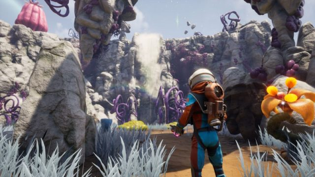 Hands On With Journey To The Savage Planet's Diabolical Third Biome