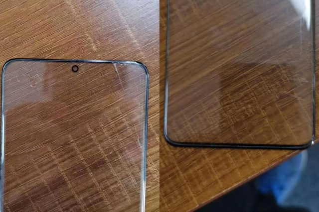 Galaxy S11+ front panel leak reveals Samsung is about to kill the bezel