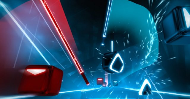 Beat Saber is First VR-Only Game to Break Into Steam's Top Sellers List