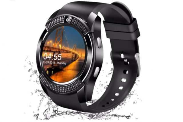 $8.99 smartwatch makes phone calls, tracks both your sleep and heart rate