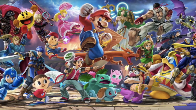 Smash Bros. Ultimate DLC Character Reveal: Start Times And Watch It Here